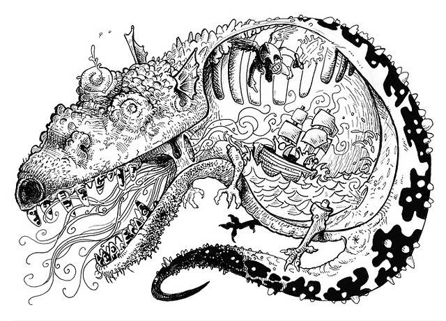 Dyspepsia the Dragon