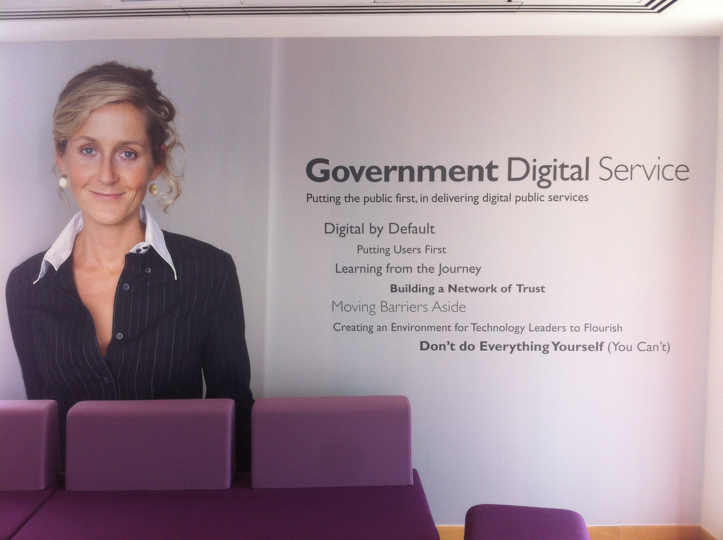 The Government Digital Service