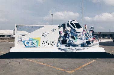 CES Asia 2019 Exhibition