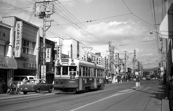 Kyoto Tram