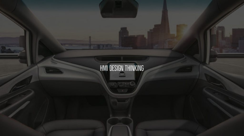 HMI Design Thinking